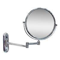 """Зеркало увеличительное настенное 8"""""""