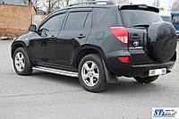 Пороги  Toyota Rav4 2006-2013 /длинн.база /Ø50