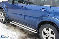 Пороги  Toyota Rav4 (5D) 2000-2006 /Ø50