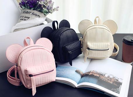 Сказочные мини рюкзаки с ушками, Мики Маус, фото 2