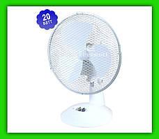 Вентилятор Rotex RATO1-E 20 Вт настольный