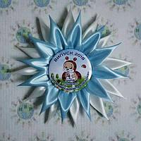 Значок для выпускника или первоклассника Снежинка, фото 1