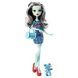 Кукла Френки Штейн с питомцемGhoul's Beast Pet Frankie Stein