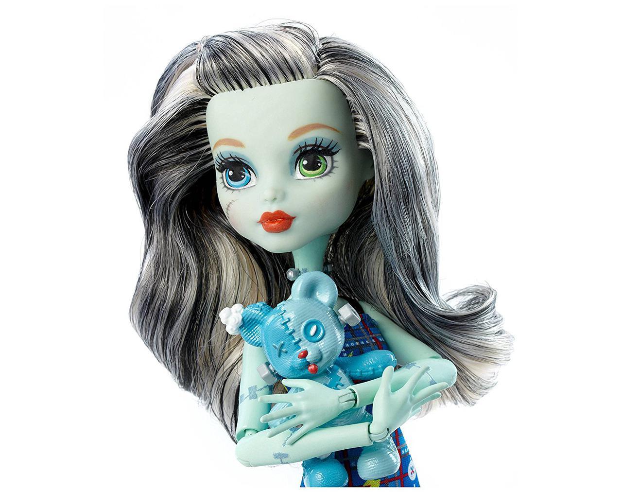 Кукла Монстер Хай Френки Штейн с питомцемGhoul's Beast Pet Frankie Stein
