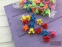 Крабики цветочек цветные маленькие, фото 1