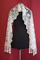 Свадебный шарф-накидка для невесты