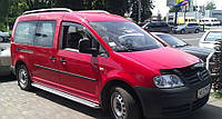 Пороги  VW Caddy 2004- /Ø50