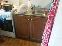 Кухонный гарнитур с мойкой и смесителем бу