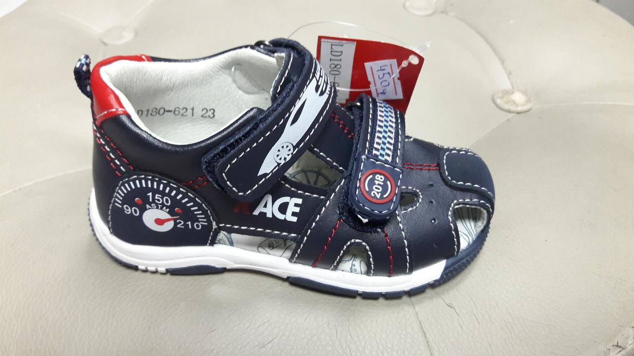 Детские сандалии босоножки фирмы B&G