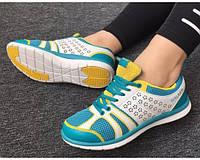 Женские модные летние кроссовки размеры 36- 41
