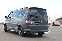 Volkswagen T5  (09-16) задняя защита углы