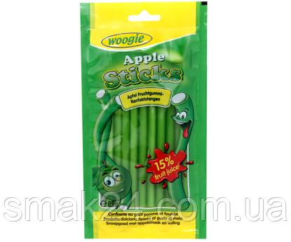 Желейные конфеты Sticks Apple яблоко Woogie 85 g