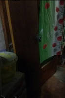 Дверь деревянная в ванную и душевую бу