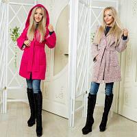 Женское кашемировое пальто №9037 (р.42-46)