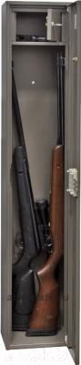Сейф оружейный ЧИРОК (1 ствол) (ВхШхГ - 1252х263х183)