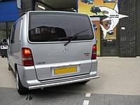 Защита заднего бампера  Mercedes Vito с 96… /ровная