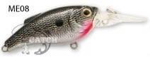 Воблер EOS Bass Baby M Crank 50 мм цвет: ME08 плавающий