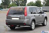 Nissan X-Trail T31 (07-14) задняя защита углы