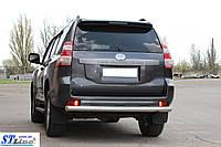 Toyota Land Cruiser Prado 150 (09+) задняя защита