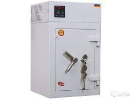 Сейф термостат VALBERG TS - 4/12 (ВхШхГ - 850x510x510))