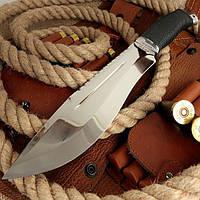 Нож мачете классический 2, для тяжелых работ с мощным клинком и чехлом в комплекте