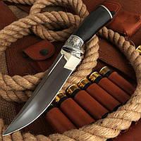 Классический охотничий нож Канада 3, с чехлом в комплекте