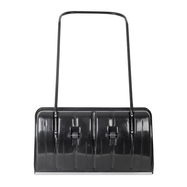 Ковш для уборки снега 790*450 мм, ручка 115 мм черный INTERTOOL FT-2093