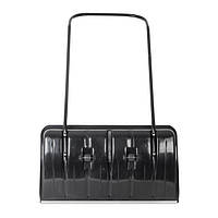 Ковш для уборки снега 790*450 мм, ручка 115 мм черный INTERTOOL FT-2093, фото 1