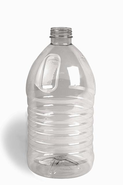 ПЕТ пляшка, 5 л.