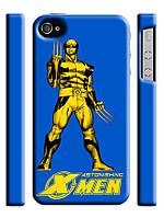 Чехол для iPhone 4/4s Marvel X-men