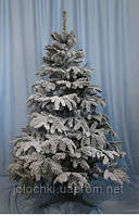 Литая елка Арктика заснеженная 1,8 м. купить елку Украинского производства в Киеве, фото 1