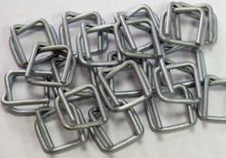 Пряжка проволочная стальная 12, пряжка 16, пряжка 19