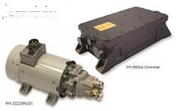 Аварийная гидравлическая система Eaton для авиатехники