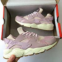 Женские кроссовки Nike AIR Huarache  (реплика люкс класса 1:1)