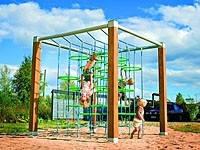Игровые комплексы для лазанья