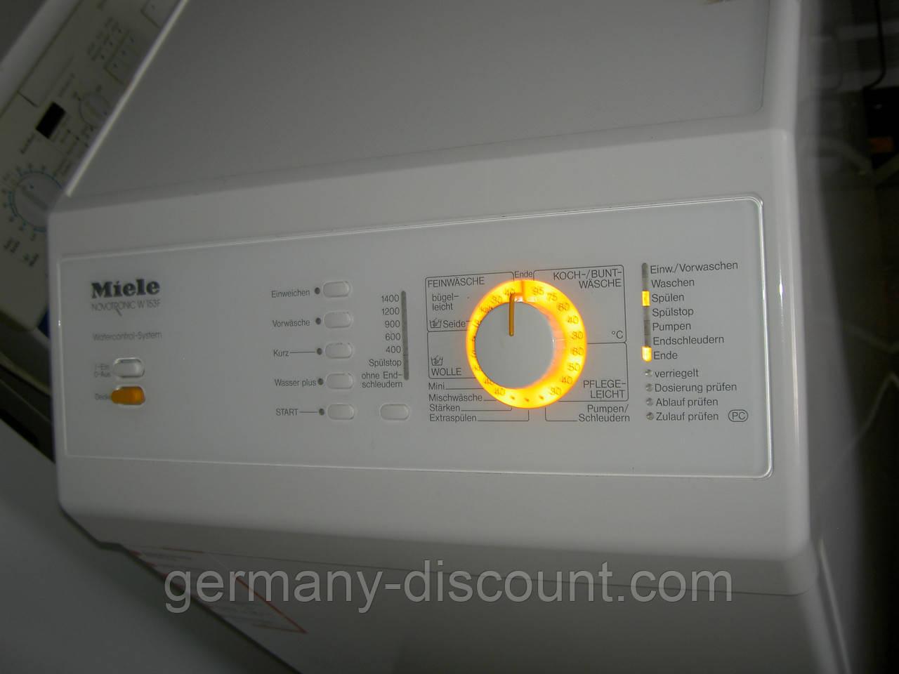 Стиральная машина Miele Softronik W 254