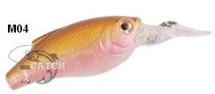 Воблер EOS Bass Baby M Crank 50 мм цвет: M04 плавающий