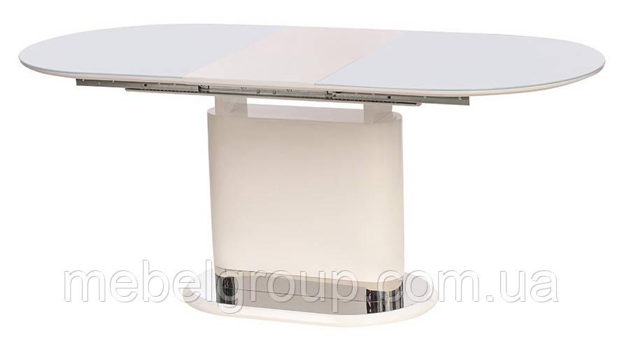 Стіл ТМ-56 білий 140/180x80