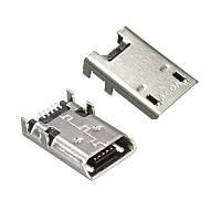 Разьем зарядки (коннектор) Asus ME102, ME180, ME372, ME373, ME301, ME302 (K001, K005, K00A) (micro USB)