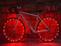 Велосипедная светодиодная подсветка  Красный