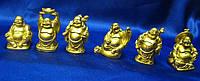Хотей каменная крошка набор (6шт) желтый