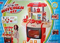 Кухня детская музыкальная WD-B15 звук, Свет