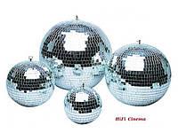 Производство зеркальных шаров для дискотек под заказ любых размеров, фото 1
