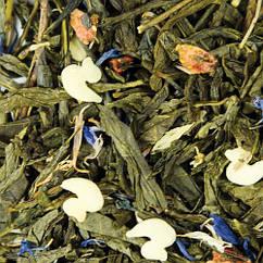 Зеленый чай «Цитрус-Дыня»