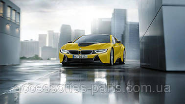 BMW планирует выпустить спецверсию для i8 Roadster