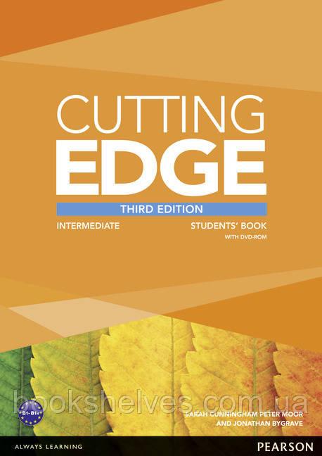 Cutting Edge 3rd ed Intermediate Student's Book+DVD