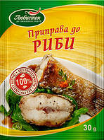 "Приправа к рыбе ""Любисток"" 30г (1 * 5/100), фото 1"