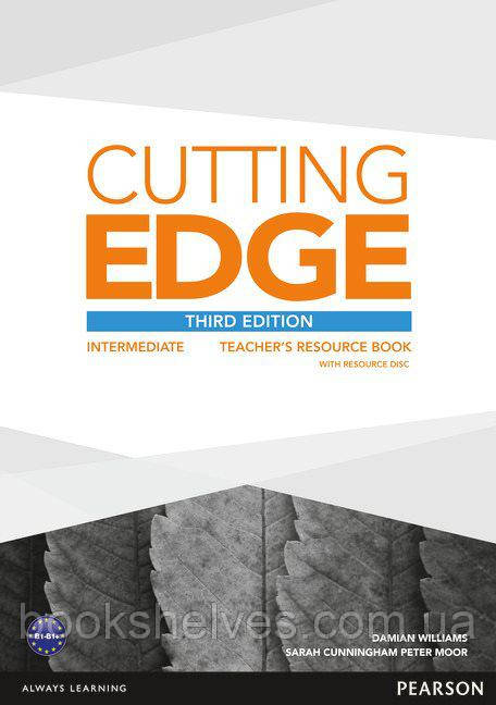 Cutting Edge 3rd ed Intermediate Teacher's Resourse Book+CD