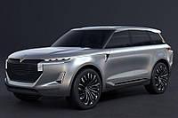 Nissan представил стильный кроссовер в духе Range Rover