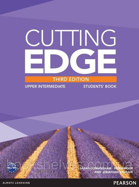 Cutting Edge 3rd edition Upper-Intermediate Student's Book+DVD